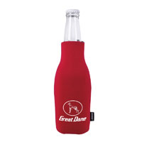 ZIP-UP BOTTLE KOOZIE WITH OPENER