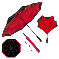 THE INVERSA INVERTED UMBRELLA