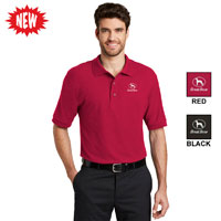 PORT AUTHORITY SILK TOUCH POLO, MEN'S
