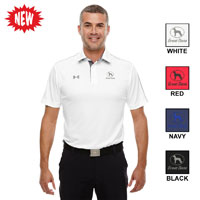 UNDER ARMOUR TECH POLO, MEN'S