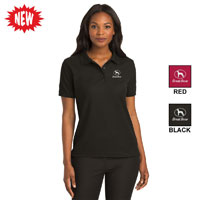 PORT AUTHORITY SILK TOUCH POLO, LADIES'
